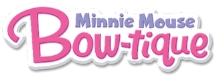 Licentie Minnie Mouse Bow-tique