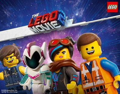 Lego the movie 2