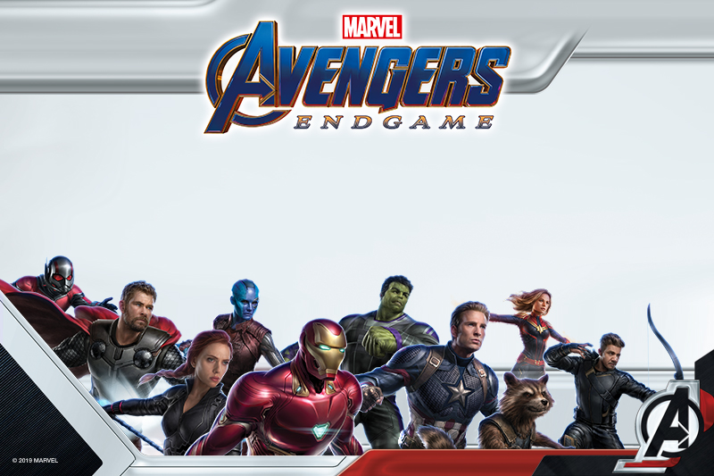 Win 4 VIP-tickets voor Marvel Universe live in Parijs