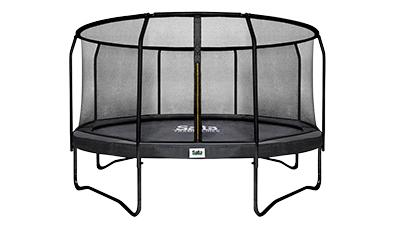 trampoline avec tente perfect gsd haute qualit pieds m diamtre printemps trampoline avec. Black Bedroom Furniture Sets. Home Design Ideas