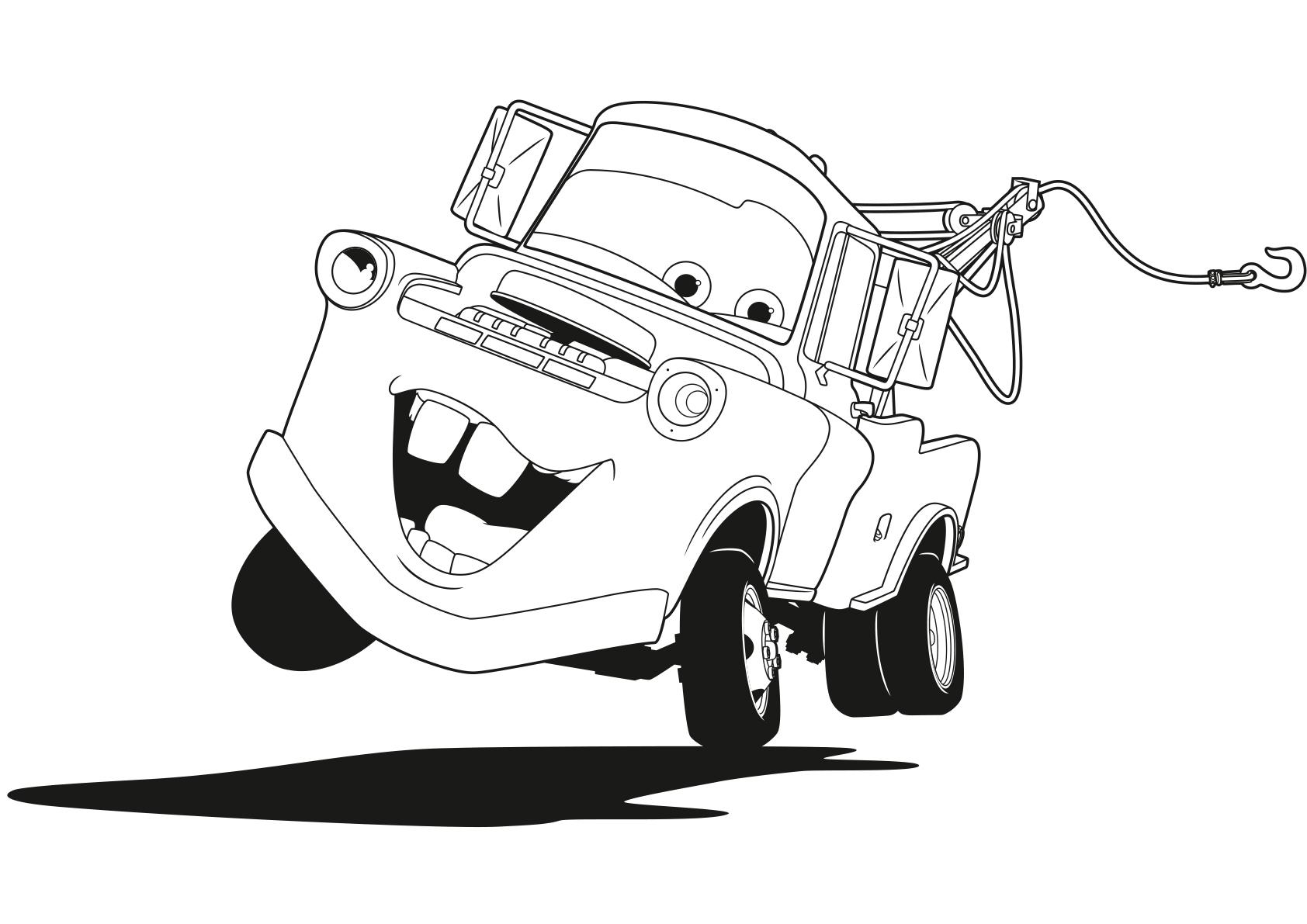 Her Ontdek De Helden Van Cars