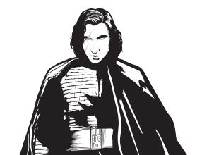 Star Wars Kleurplaten Luke Skywalker.Star Wars Kleurplaat