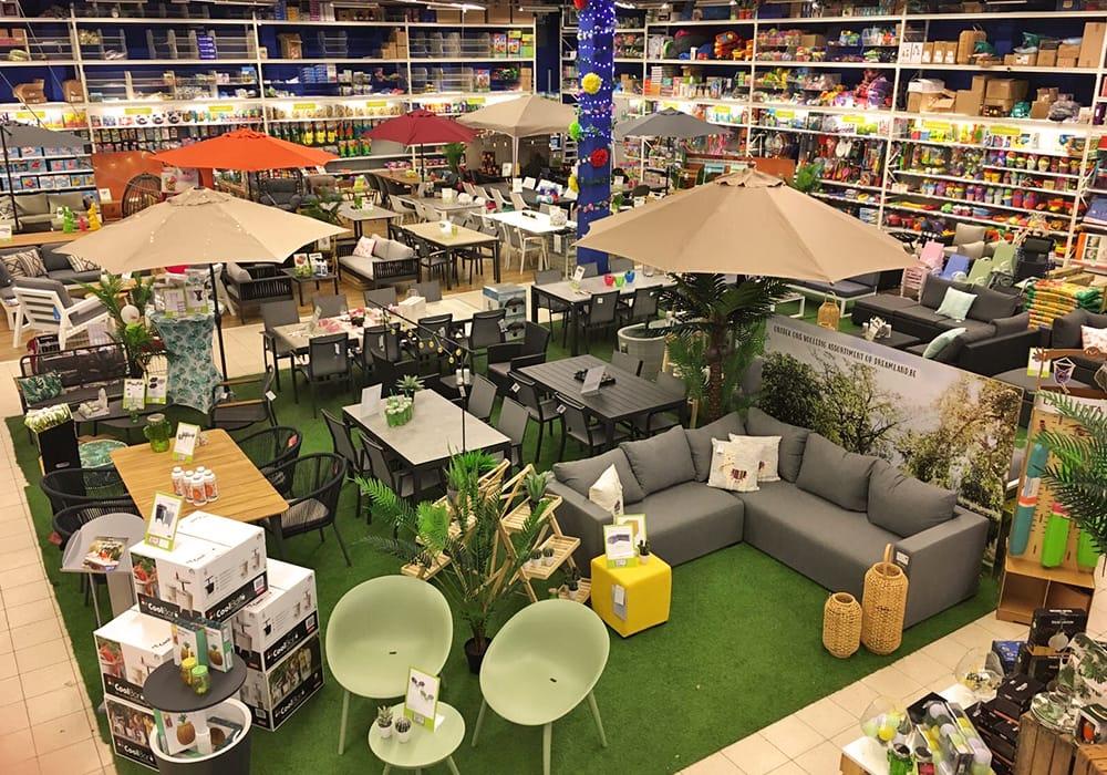 Rendez-vous dans nos pop-up Jardin & Terrasse !