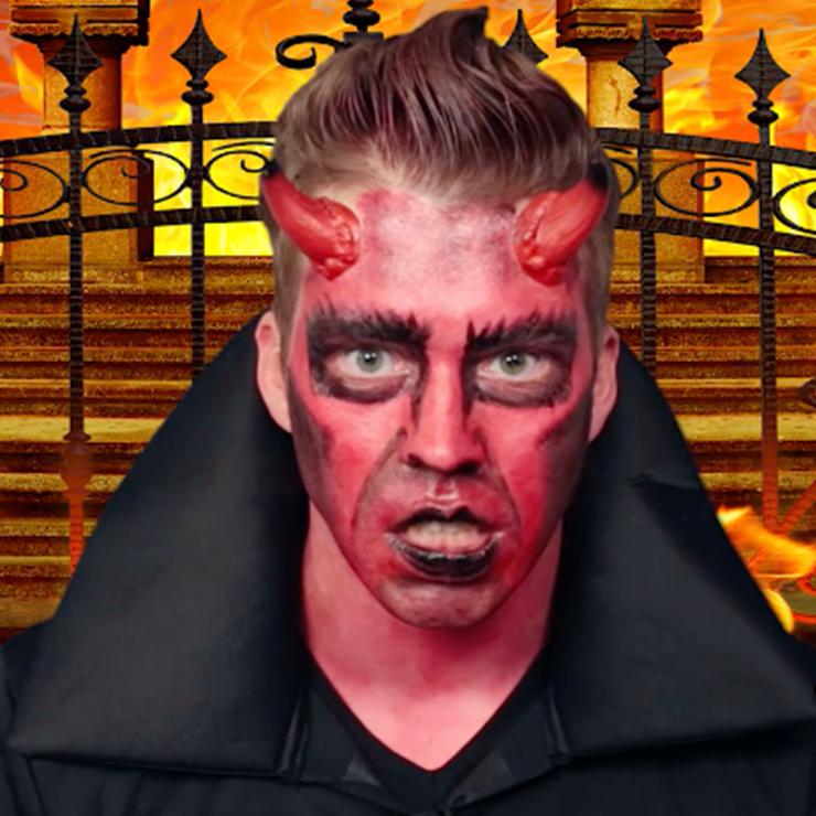 Favoriete Maak je griezelig op voor Halloween! @VM16