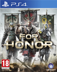 PS4 For Honor ENG/FR