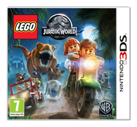 Nintendo 3DS LEGO Jurassic World ENG