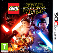 Nintendo 3DS LEGO Star Wars: The Force Awakens FR
