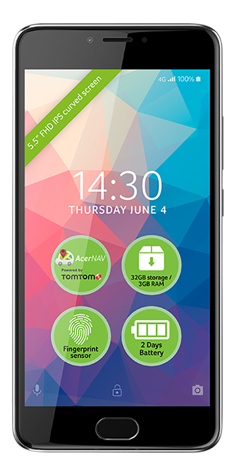Acer smartphone Liquid Z6 Plus