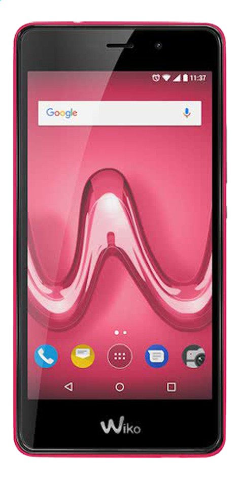 Wiko smartphone Tommy 2 rouge